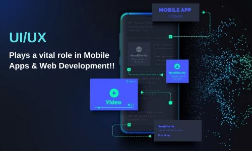 UI/UX development