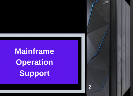 Mainframe Operation Support
